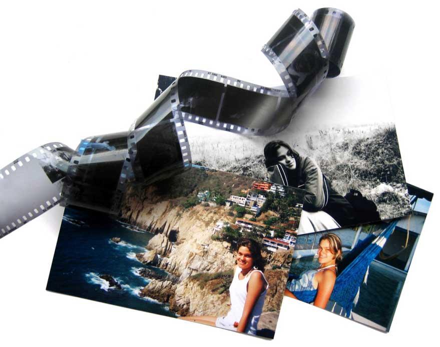 Digitalisieren von Bildmaterial