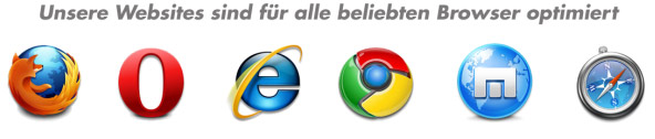 Browser Optimiert
